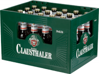 Clausthaler Classic 24 x 0,33 Liter