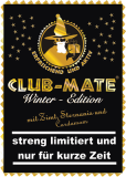 Club-Mate Winter-Edition 20 x 0,5 Liter